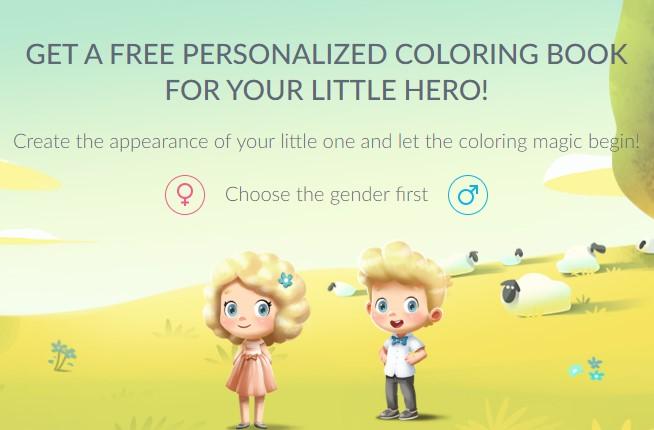 - Free Personalized Hooray Heroes Printable Coloring Book  MyFreeProductSamples.com